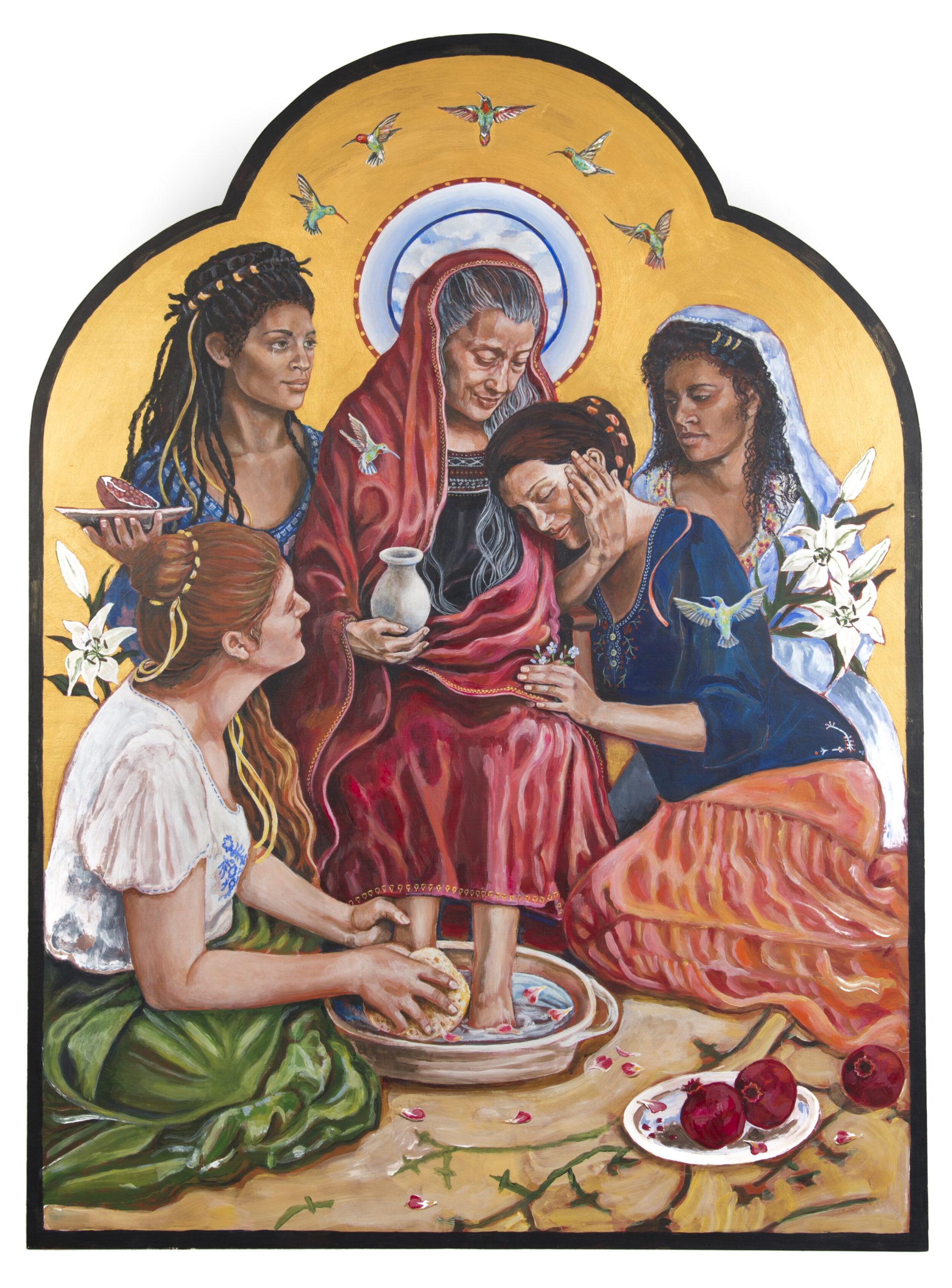 Das Evangelium der Maria Magdalena - Integral Art Lab Hub